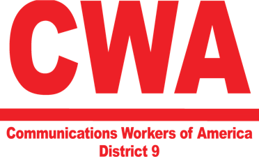 CWA Communication Workers of America District 9